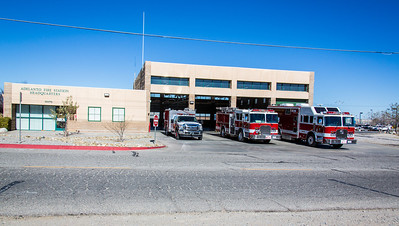 Fire Station 322 - Adelanto