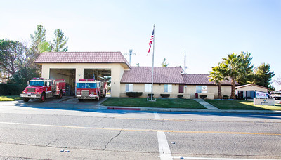 Fire Station 313