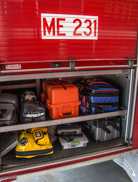 Station 231 - Medical Gear