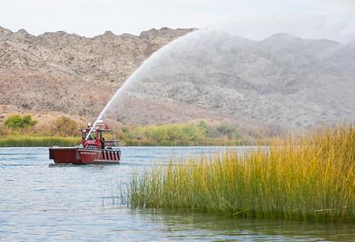 Fire Boat 32