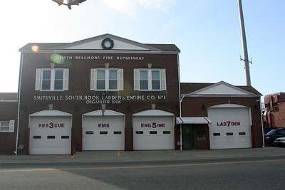 Nassau County Long Island NY Fire House Hopping / Apparatus 2-26-11