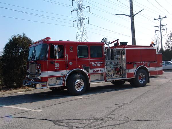 Fire Engines-Trucks-Squads-Ambulances