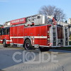 Evergreen Park Fire Department ladder truck. All photo's will NOT have watermark when purchased.