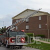 North Palos Fire on scene of smoke in the building.