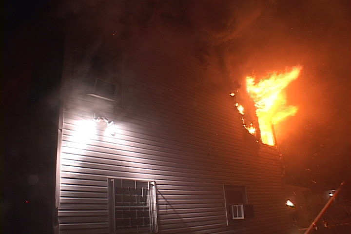 North Amityville Fire Co. Signal 13 70 Benburb St. 12/20/10