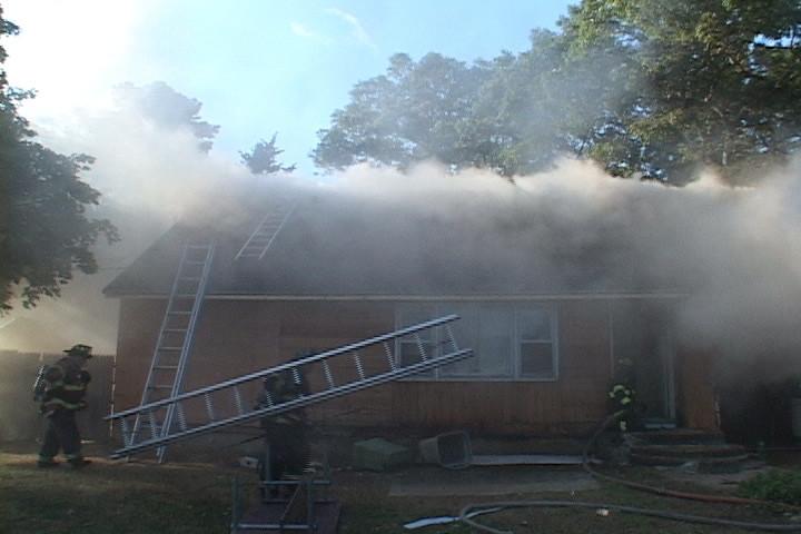 North Babylon Fire Co. Signal 13 332 Van Buren St. 9/22/10