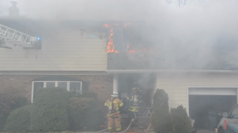 South Farmingdale F.D. Signal 10 7 Daniel Dr. 11/25/12