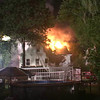 Hempstead F.D. Working Fire 45 Hilton Ave. 8/3/07