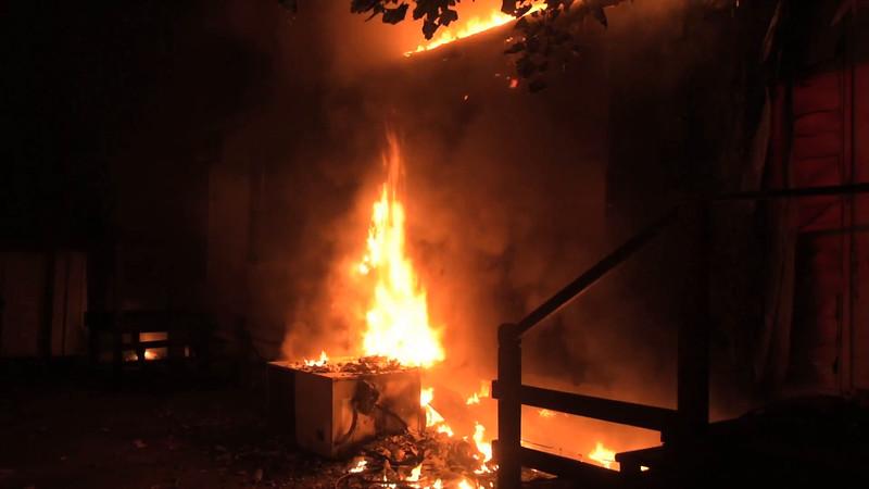 North Amityville Fire Co. Signal 13  92 Cimarron Ct. 11/16/15