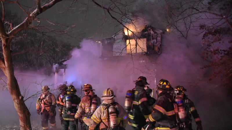 Wyandanch House Fire- Paul Mazza