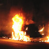 North Massapequa F.D. Car Fire 175 N. Virginia Ave. 8/23/13