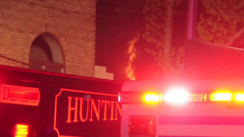 Huntington F.D. Signal 13 330 Main St. 5/14/14