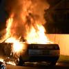 North Babylon Car Fire- Paul Mazza