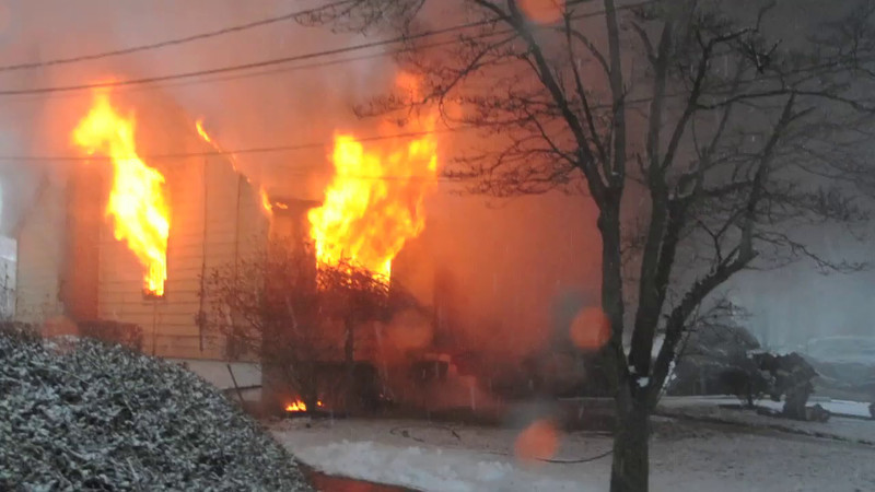 North Amityville Fire Co. Signal 13 69 Offaly St. 2/3/14