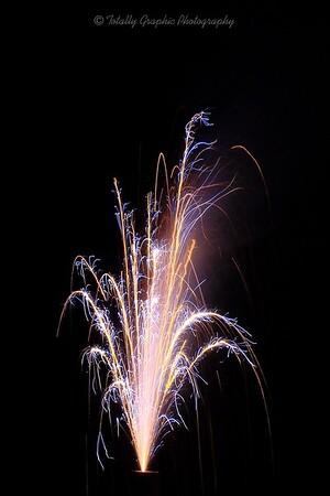 Backyard Fireworks