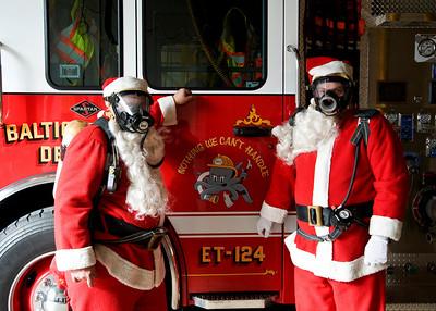 Baltic FD Santa Run 2010
