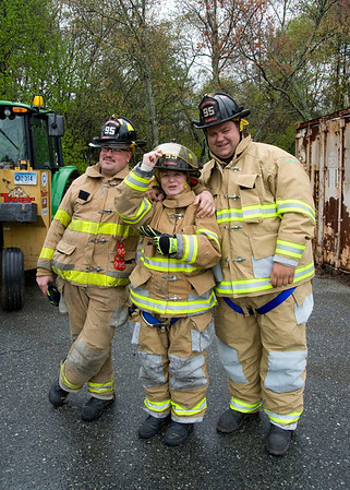 EMT Extrication Training