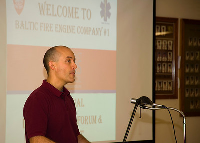 Eastern Ct.EMS info Forum and breakfast