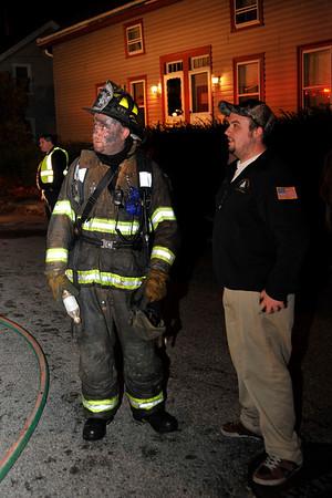 Taftville Fire 11-20-10