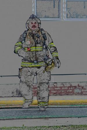 Taftville Fire 4-19