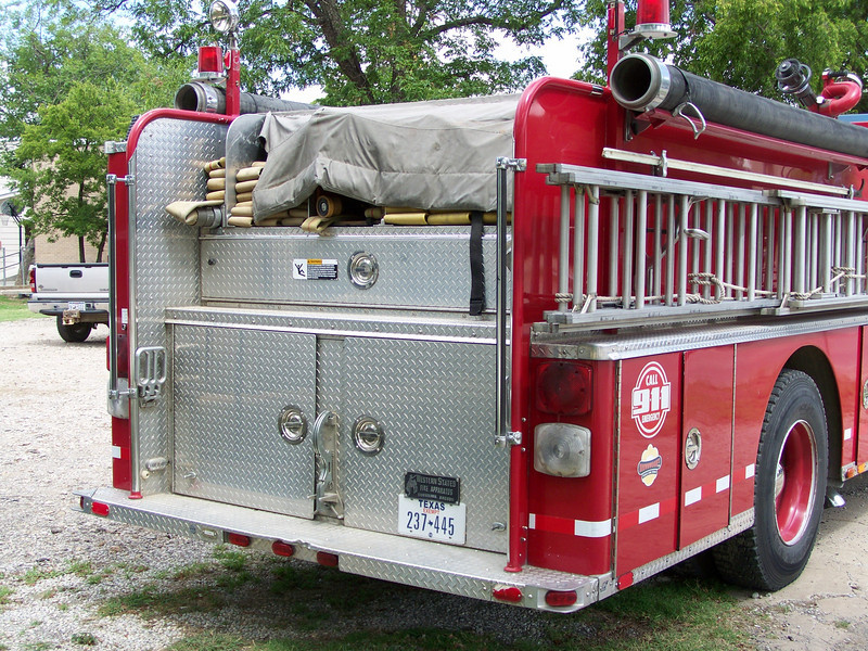 Rear of Engine 3