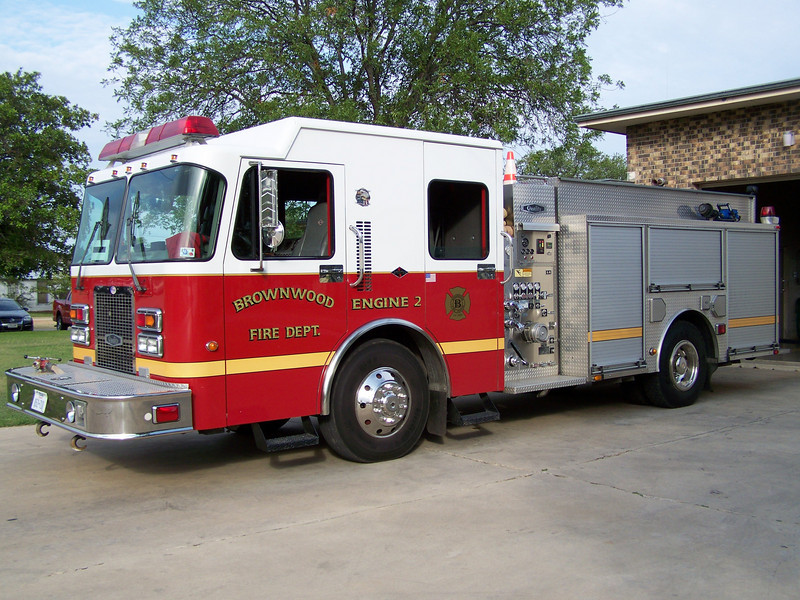 BFD's Engine 2, Housed at Station 2.