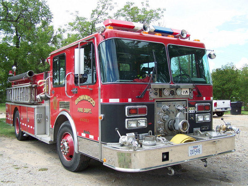 BFD's Engine 3, used as a reserve engine
