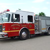 Brownwood Fire Department Engine 2