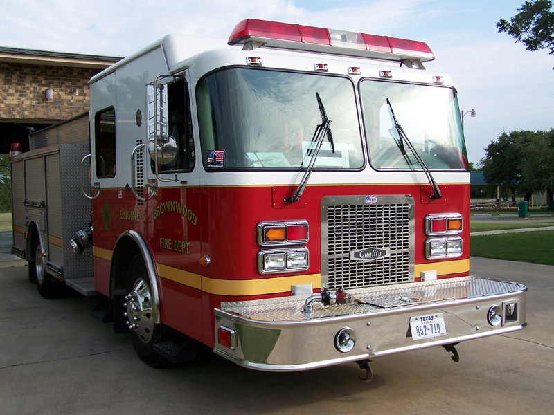 BFD Engine 2, One of my favorite rigs that Brownwood Runs.