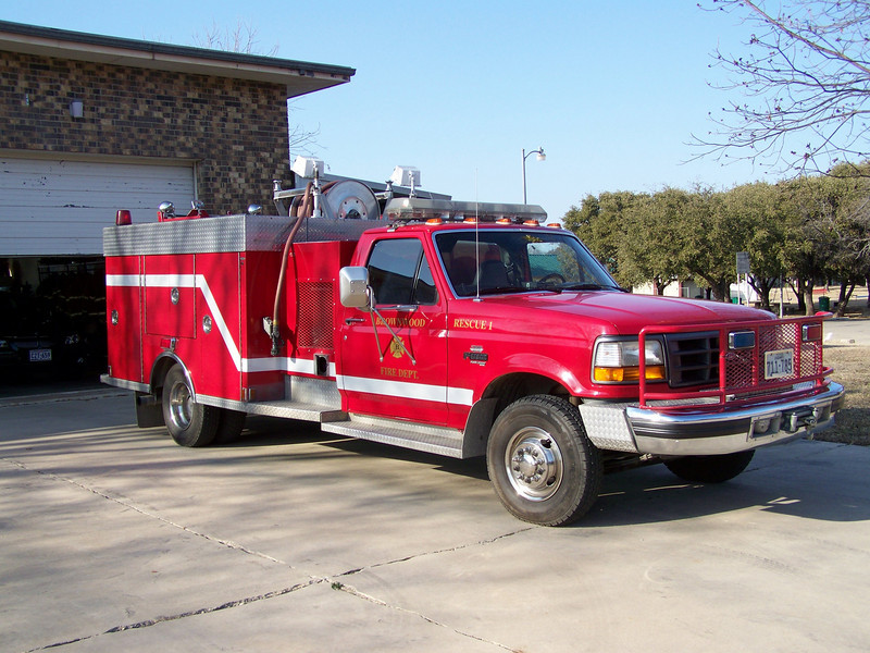 BFD, Booster 2, Former Rescue 1