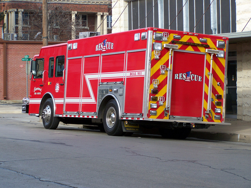 BFD's new Rescue 1