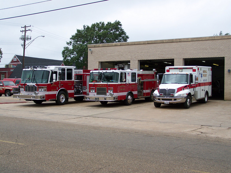 Station 1, with New Engine 2