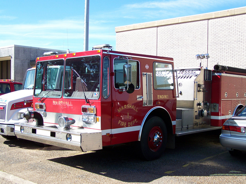 Old Engine 1, up for auction. Last know to be going to Scottsville Fire Rescue, ESD3