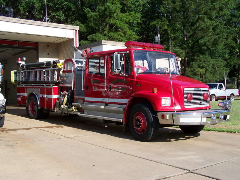 Former Engine 2, now a Reserve Engine