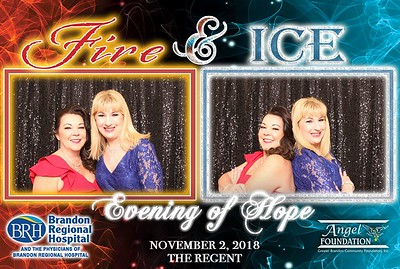 Fire and Ice Gala - Evening of Hope 2018 benefiting The Angel Foundation