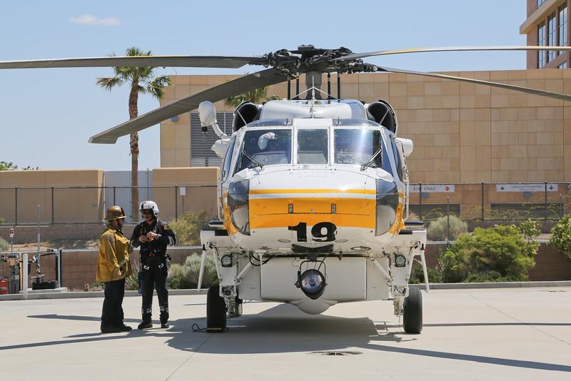 Fire Service Day 2015  LACoFD Station 129