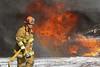 Tujunga IC - Major Emergency Auto Recycling Yard Fire - LAFD - 04/17/16