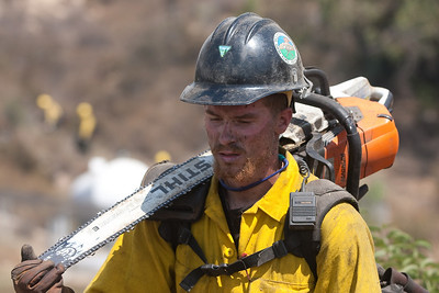 Station Fire - Angeles National Forest