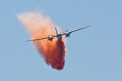 Wagon IC Wildfire, Canyon Country, California