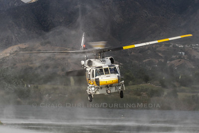 Wheatland IC LAFD Brush Fire - May 23, 2016