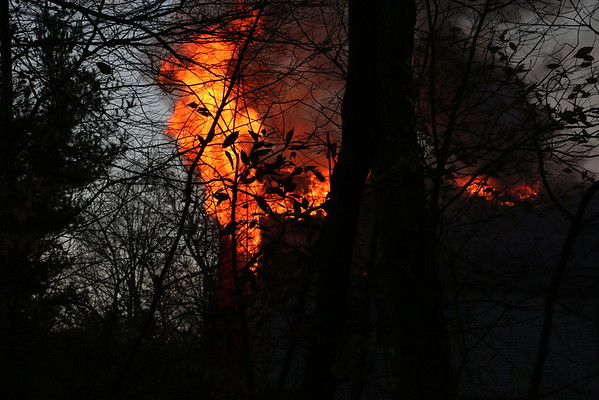 Fire at 5 Hilltop