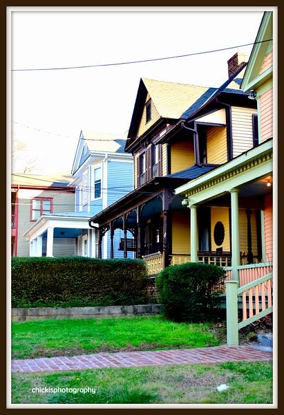 Martin Luther Kings childhood home, Atlanta