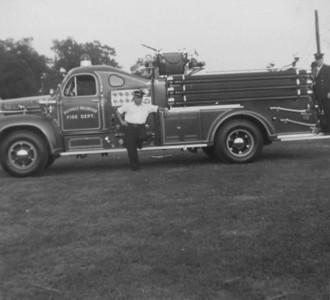 Gaithersburg, MD Labor Day Parade Sept. 1959