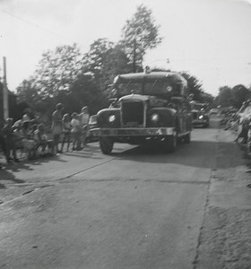 Beltsville Parade  July 1961