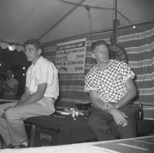 Carlton Tomas & Robert Barrack