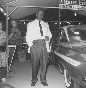 J.B. Hopkins  Winner of 1961 Chevrolet