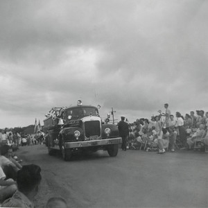 Damascus, MD Parade July 6, 1961