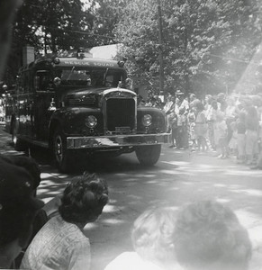 Takoma Park, MD Parade July 4, 1961