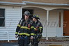 "On 01/08/2014 at approx. 15:30 hrs. the Rocky Point F.D, units from SCPD's 7th pct., and Sound Beach F.D. (on automatic mutual aid) responded to a reported vacant house fire at 10 The Bend in Shoreham. First arriving units encountered a heavy smoke condition and upon their primary search, found the cause to be a faulty oil burner. One 1 3/4"" line was stretched and members made quick work of the situation. Rocky Points Chief McCarrick (5A-07-30) was in charge of the scene and reported no injuries."