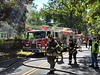 07-07-2013 1110 am Manorville House Fire on Wading River Manor Rd (16)